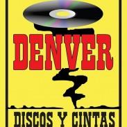 DENVER-DISCOS Y CINTAS