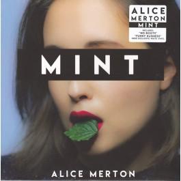 ALICE MERTON-MINT VINYL BLANCO