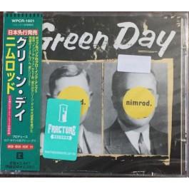 GREEN DAY-NIMROD EDICIÓN...