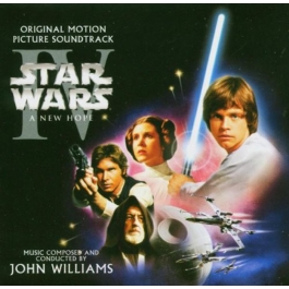 STAR WARS-EPISODE IV A NEW HOPE CD