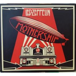LED ZEPPELIN-MOTHERSHIP CD/DVD