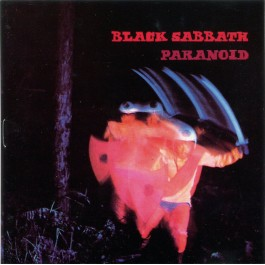 BLACK SABBATH-PARANOID CD