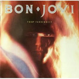 BON JOVI-7800° FAHRENHEIT CD