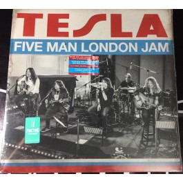 TESLA-FIVE MAN LONDON JAM...