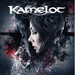 KAMELOT-HAVEN DELUXE 2 CD DIGIPAK