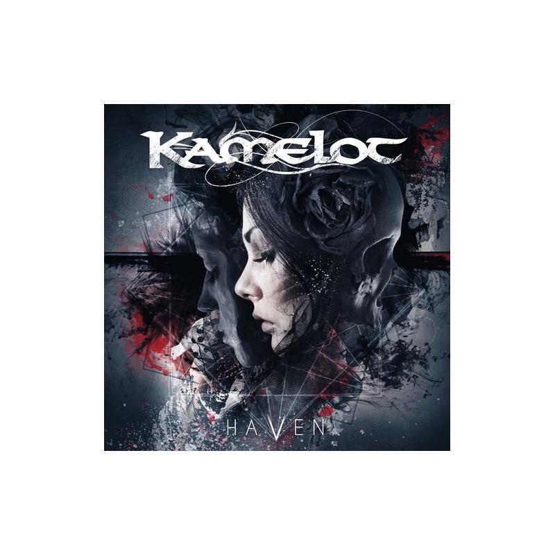 KAMELOT-HAVEN DELUXE 2 CD DIGIPAK