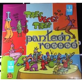 PANTEON ROCOCO-TRES VECES...