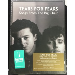 TEARS FOR FEARS-SONGS FROM...