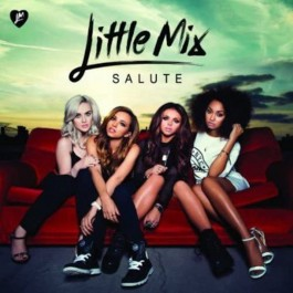 LITTLE MIX-SALUTE CD