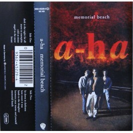 A-HA-MEMORIAL BEACH CASSETTE