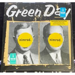 GREEN DAY-NIMROD VINYL...