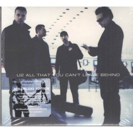 U2-ALL THAT YOU CAN'T LEAVE...