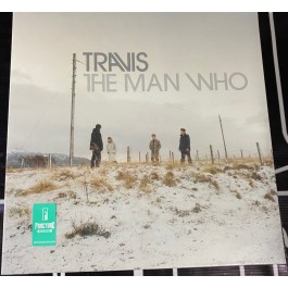 TRAVIS-THE MAN WHO VINYL
