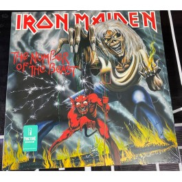 IRON MAIDEN-THE NUMBER OF...