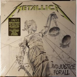 METALLICA-...AND JUSTICE...