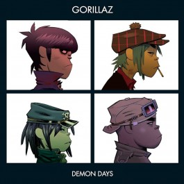 GORILLAZ-DEMON DAYS VINYL