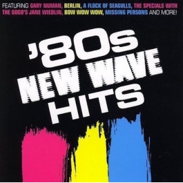 80S NEW WAVE HITS-VARIOUS CD