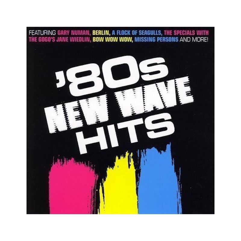 80S NEW WAVE HITS-VARIOUS CD