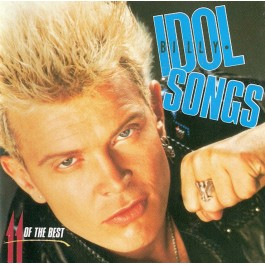 BILLY IDOL-GREATEST HITS CD