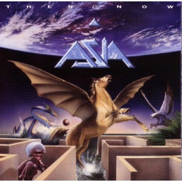 ASIA-THEN AND NOW CD