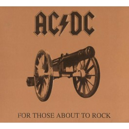 AC/DC-FOR THOSE ABOUT TO...