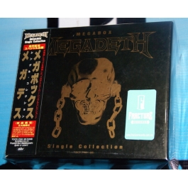 MEGADETH-MEGABOX-SINGLE COLLECTION CD