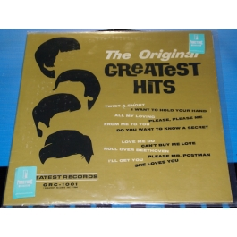 THE BEATLES-THE ORIGINAL GREATEST HITS VINYL