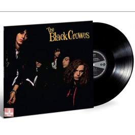 THE BLACK CROWES-SHAKE YOUR...