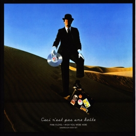 PINK FLOYD-WISH YOU WERE HERE IMMERSION EDITIONS CD
