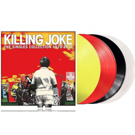 KILLING JOKE-THE SINGLES...