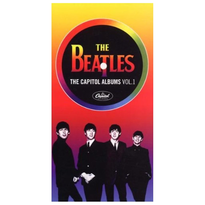 THE BEATLES-THE CAPITOL ALBUMS VOL 1 CD