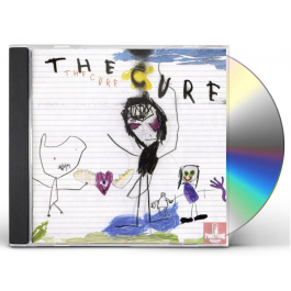 THE CURE-THE CURE CD