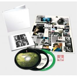 THE BEATLES-WHITE ALBUM 3CD...