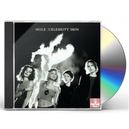 HOLE-CELEBRITY SKIN CD