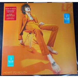 LP-HEART TO MOUTH VINYL...