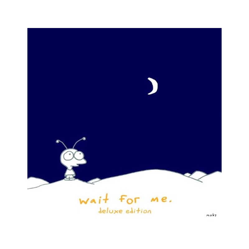 MOBY-WAIT FOR ME CD