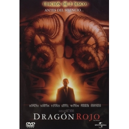 DRAGON ROJO DVD