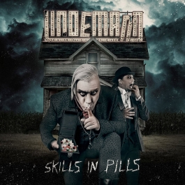 LINDEMANN-SKILLS IN PILLS-LIMITED SUPER DELUXE-BOOK CD