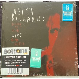 KEITH RICHARDS-WICKED AS IT...