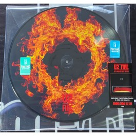 U2-FIRE (40TH ANNIVERSARY...