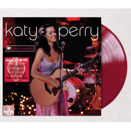 KATY PERRY-MTV UNPLUGGED RED VINYL   .602435283210