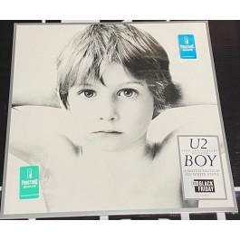 U2-BOY-40TH ANNIVERSARY EDITION-[BLACK FRIDAY RSD 2020] VINYL BLANCO  .0602507496272