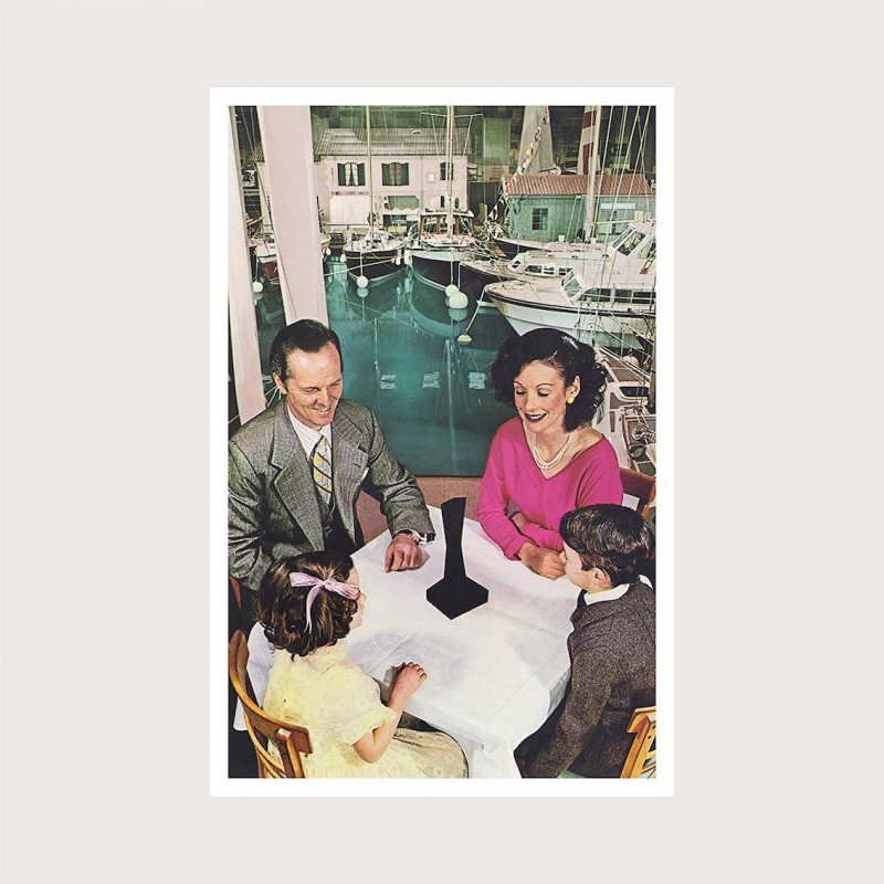 LED ZEPPELIN-PRESENCE SUPER DELUXE EDITION BOX