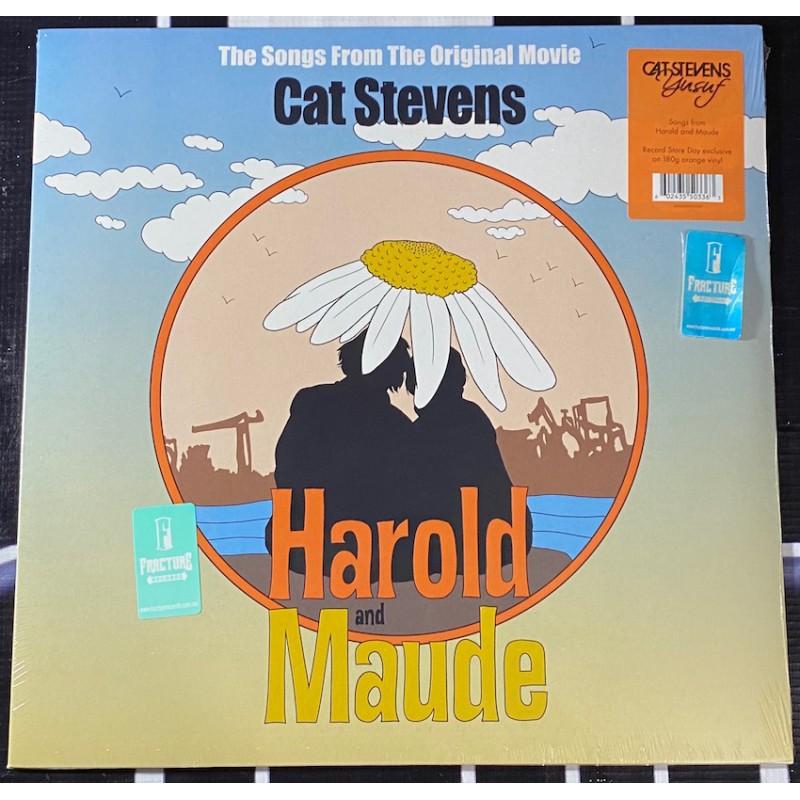 CAT STEVENS/YUSUF-SONGS FROM HAROLD & MAUDE [RSD DROPS 2021] VINYL  .602435503363