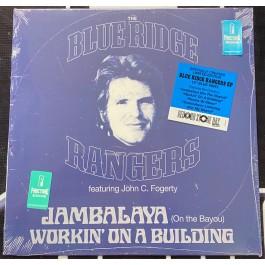 JOHN FOGERTY- BLUE RIDGE RANGERS EP (LIMITED EDITION/BLUE VINYL) [RSD DROPS 2021] VINYL…….4050538660098