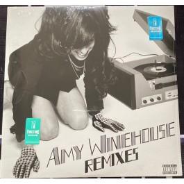 0602435427508    AMY WINEHOUSE-REMIXES (YELLOW & BLUE VINYL/2LP/180G)[RSD DROPS 2021] VINYL