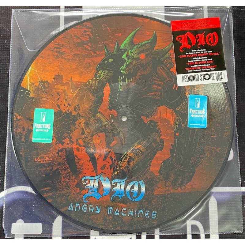 DIO-GOD HATES HEAVY METAL [RSD DROPS 2021] VINYL ..4050538659108