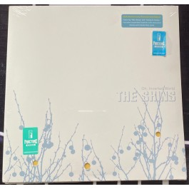 THE SHINS-OH, INVERTED WORLD VINYL  ..098787141511