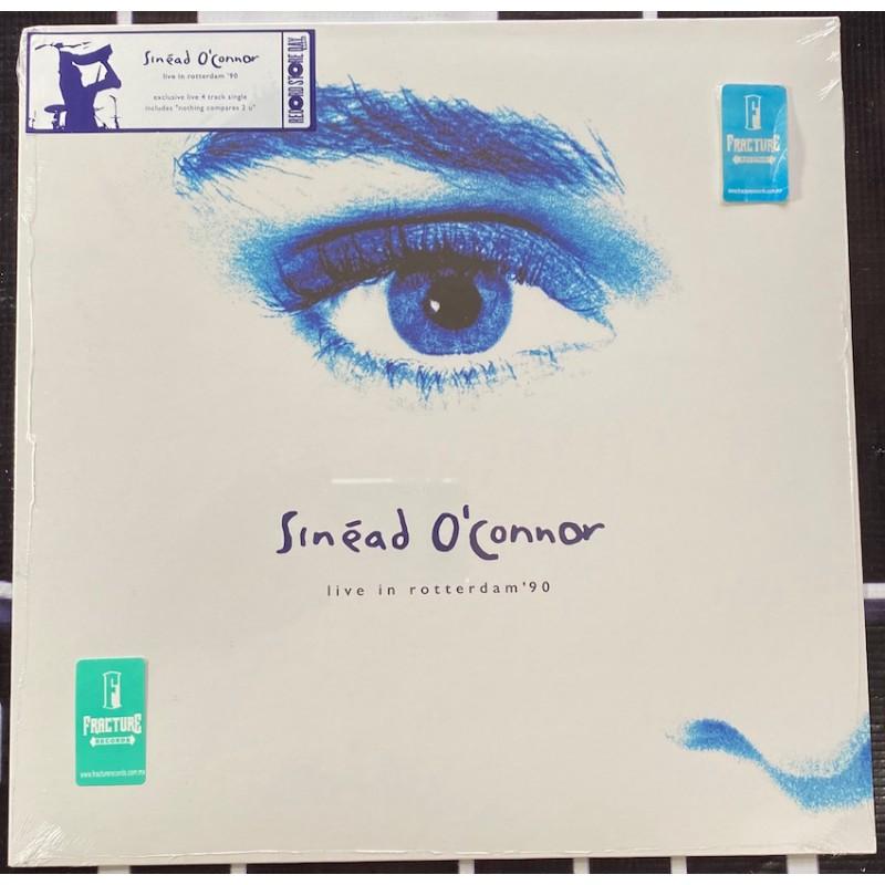 SINEAD O'CONNOR-LIVE IN ROTTERDAM 1990 [RSD DROPS 2021] VINYL .5060516096220