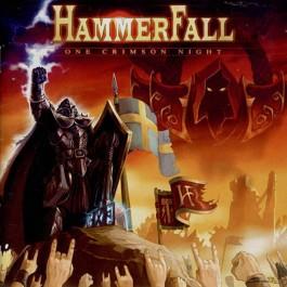 HAMMERFALL-ONE CRIMSON NIGHT CD  .727361119621